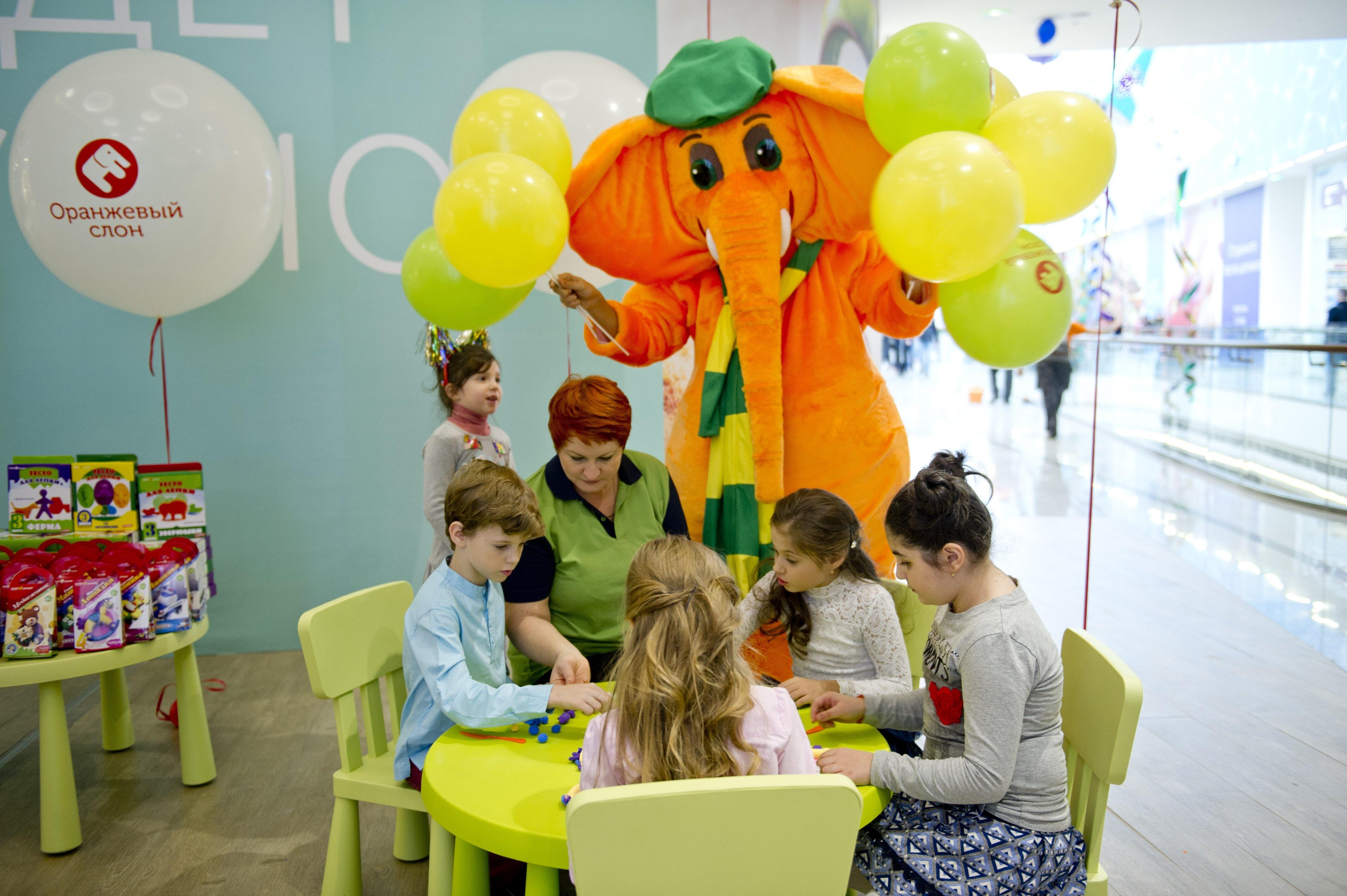 Оранж элефант в москве фото